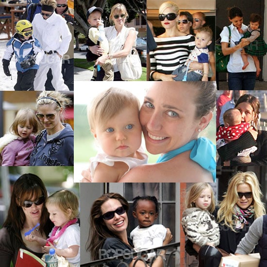 Happy Mother's Day to All Our Favorite Moms!!!