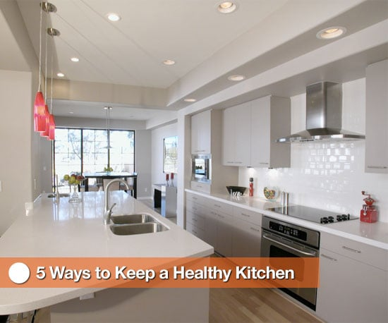 Tips to Keeping a Healthy and Safe Kitchen