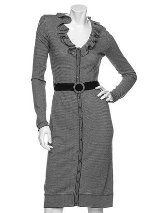 Trend Alert: Sweater-Inspired Dresses