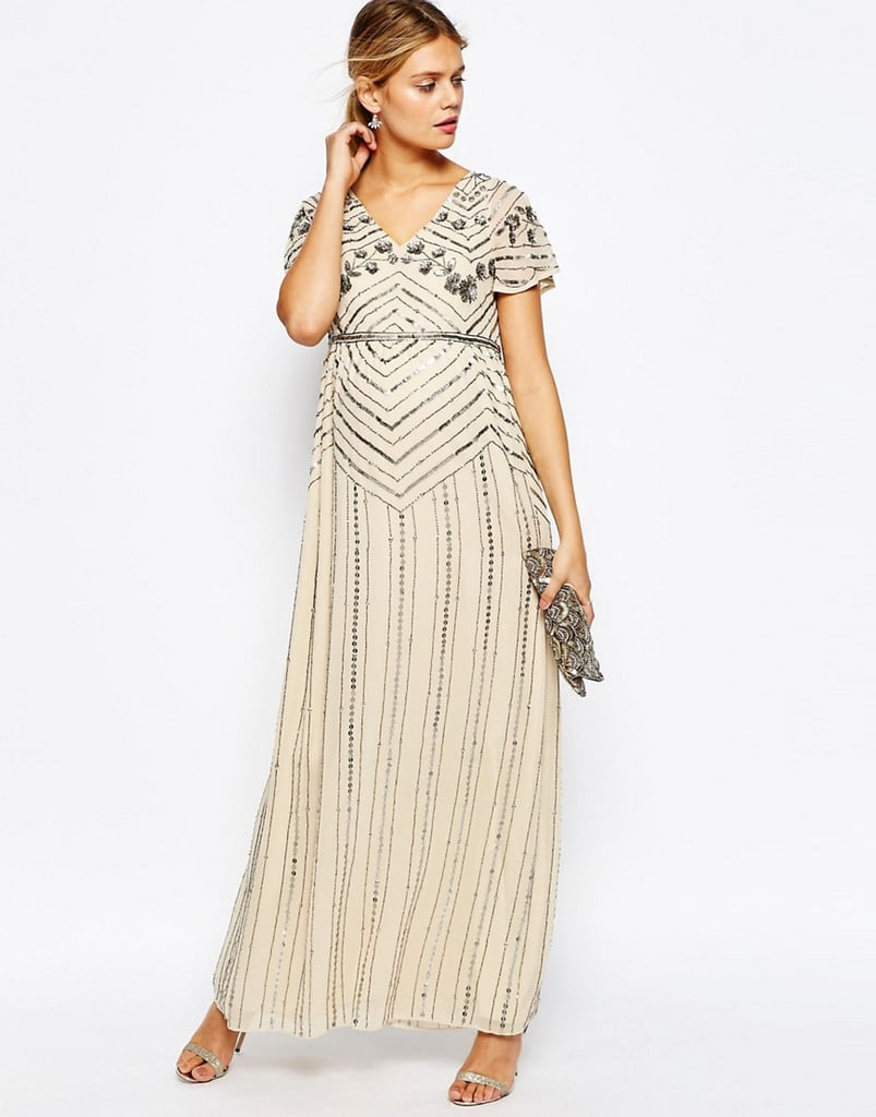 ASOS Embellished Maxi Dress ($138)