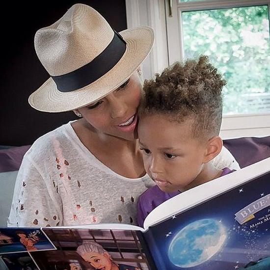 Alicia Keys and Swizz Beatz Family Pictures on Instagram