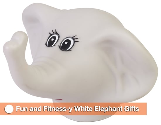 Weird Fitness Gifts For a White Elephant Gift Exchange