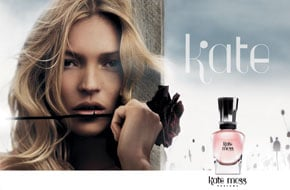 More Details on Kate Moss's Fragrance!