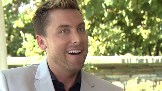 EXCLUSIVE: Lance Bass Says 'Finding Prince Charming' Is a 'Whole Different Ballgame' From 'The Bachelor'