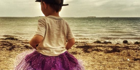 Mom's Response To Being Called A 'Bad Mommy' Over Son's Tutu Goes Viral
