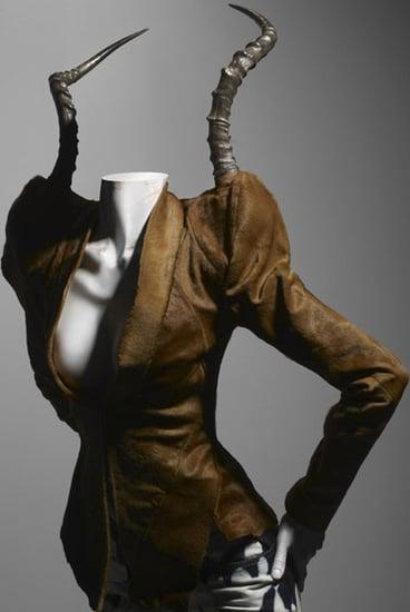 Photos of Alexander McQueen Exhibition at the Met Museum in New York
