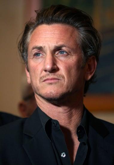 Sean Penn Admires President That Is Tough Enough to Smile
