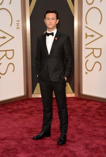 Joseph Gordon-Levitt Goes Dapper For Oscars Night