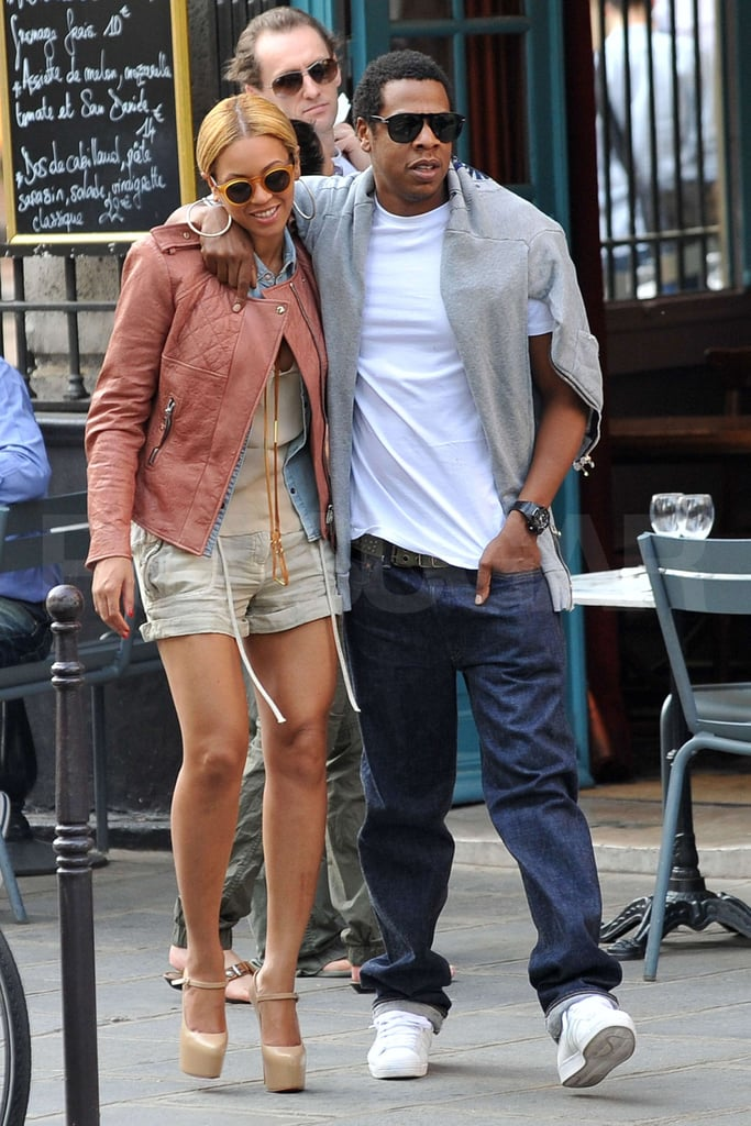 Beyoncé Knowles and Jay-Z