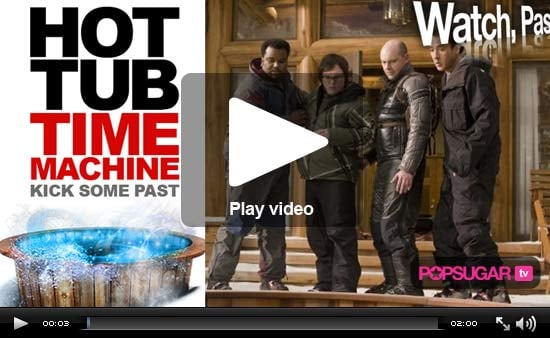 Video Review of Hot Tub Time Machine