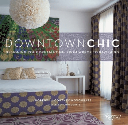 Home Library: Downtown Chic