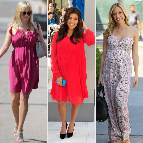 Best Dress-ed Pregnant Celebs: Get Their Looks for Less!