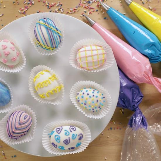 Easter Egg Oreo Truffles