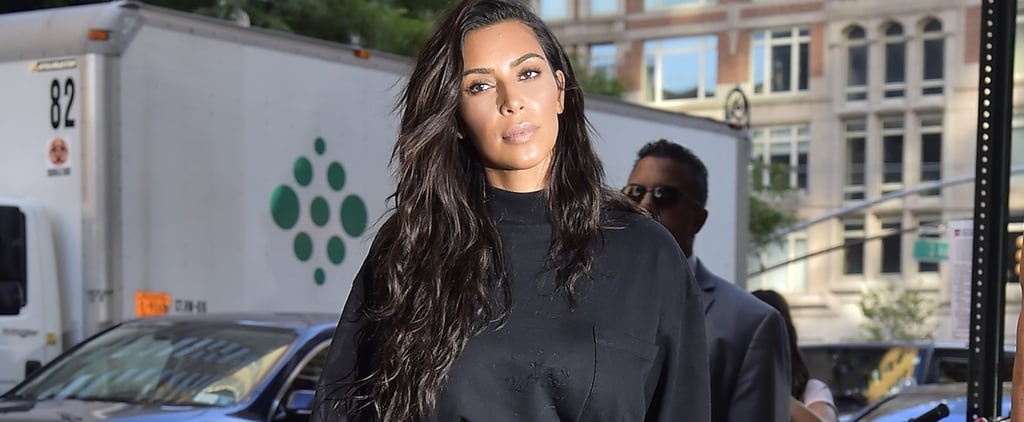 Kim Kardashian's Keeping Up With This Waist-Defining Style Trend