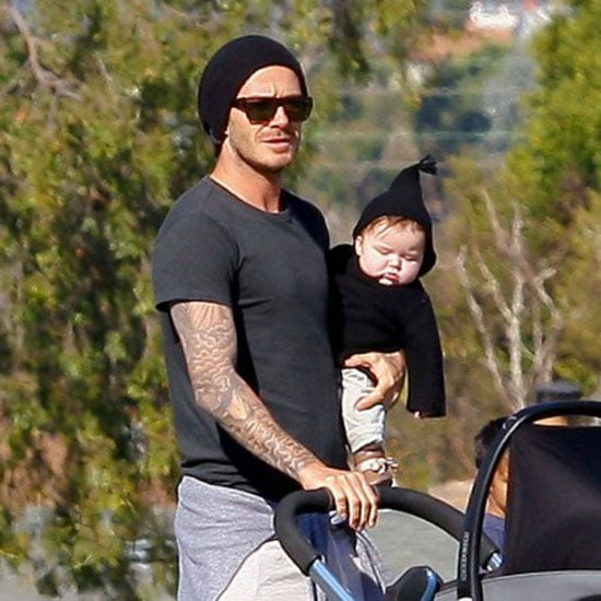Celebrities and Their Children Pictures Dec. 12, 2011