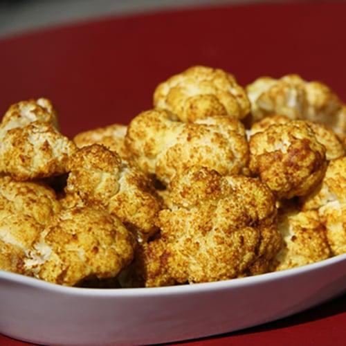 Easy Curry Cauliflower