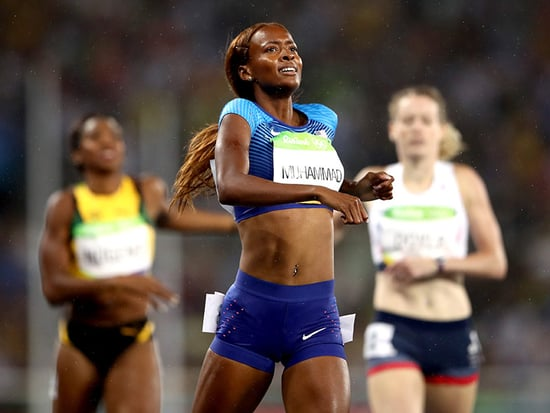 Dalilah Muhammad Becomes First U.S. Woman to Win Gold in 400-Meter Hurdles