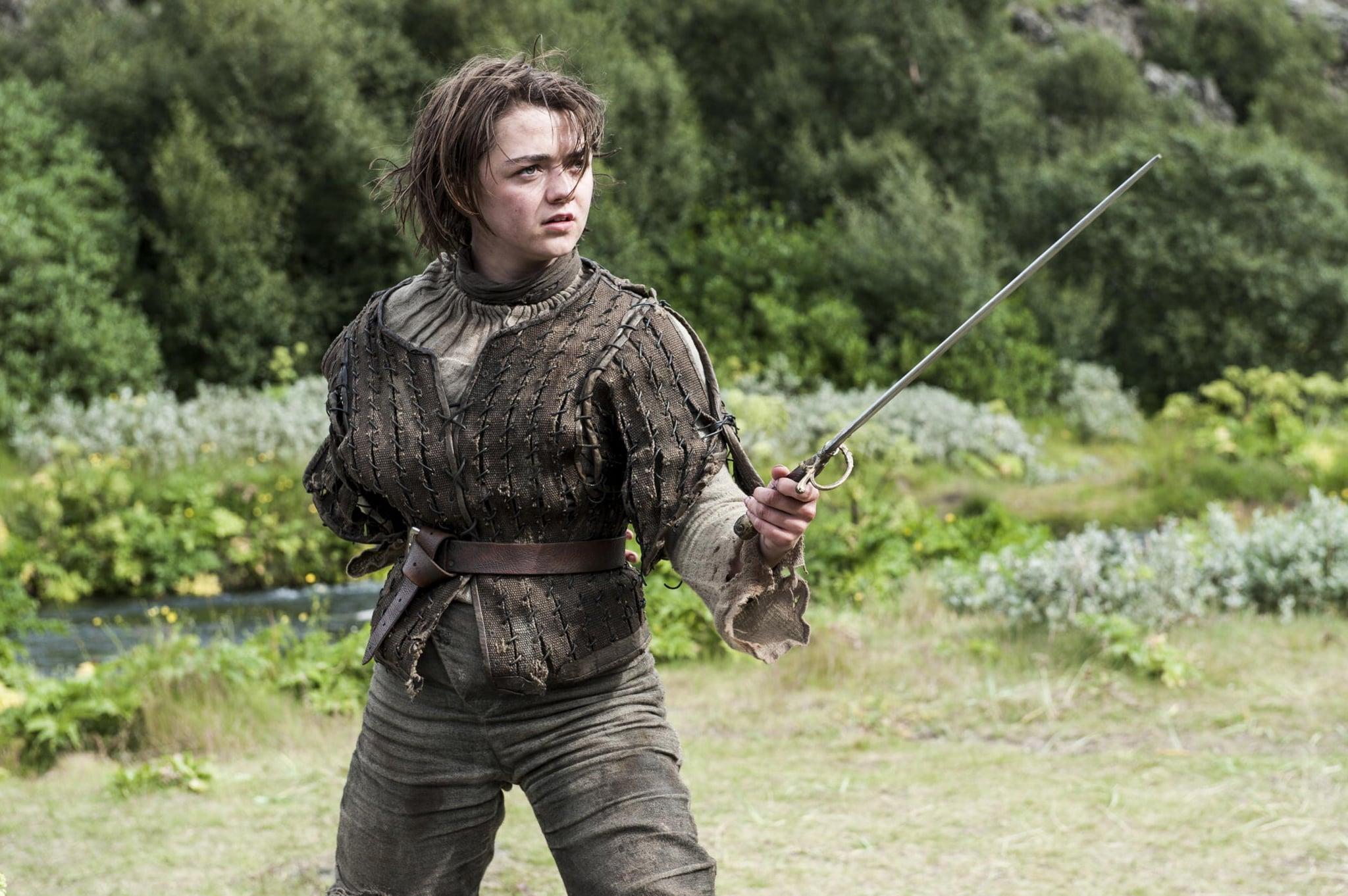 Arya Kills Again