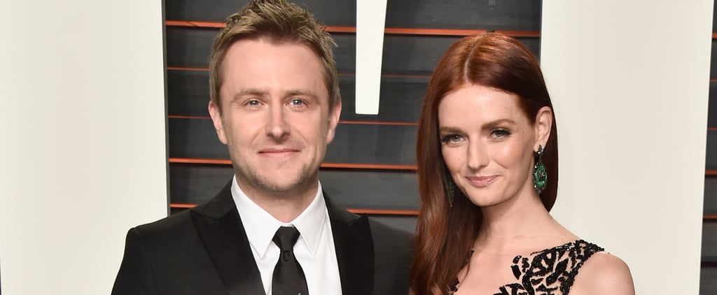 Chris Hardwick and Lydia Hearst Are Married