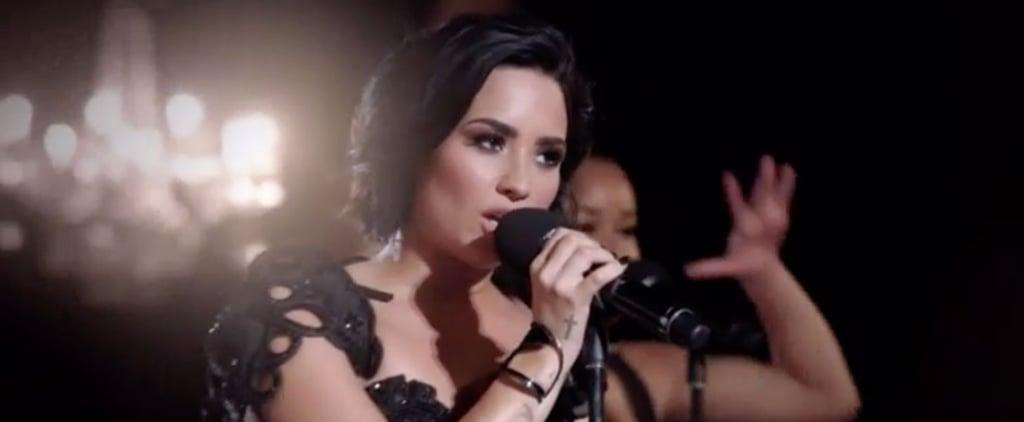 Demi Lovato Shuts Down the Victoria's Secret Swim Special With 3 Powerful Performances