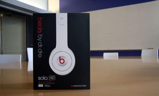 Photos of the Beats Solo HD Headphones