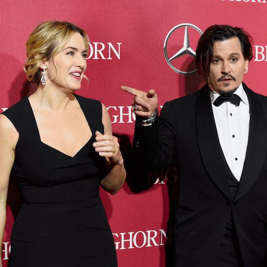 Celebrities at Palm Springs Film Festival Awards Gala 2016