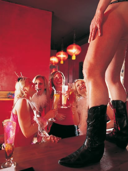 News to Me: Male Strip Clubs Just For Women