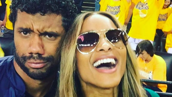 Ciara and Russell Wilson are Getting Married — Right Now