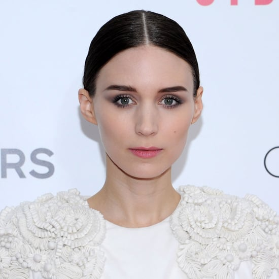 Rooney Mara Smoky Eye Makeup