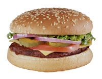 McDonald's Introduces The Bigger Burger