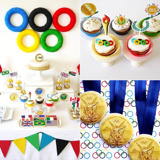 Olympics Birthday Party Ideas