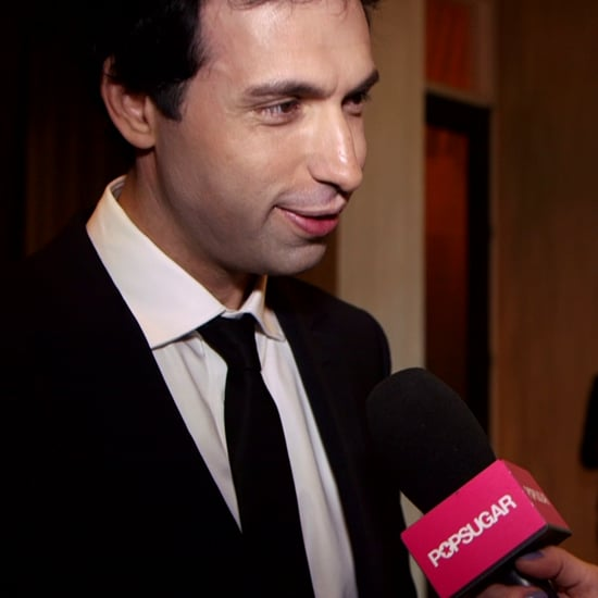 Girls Actor Alex Karpovsky Interview on Season 3 (Video)