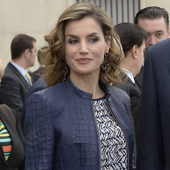 Queen Letizia's Zara Earrings