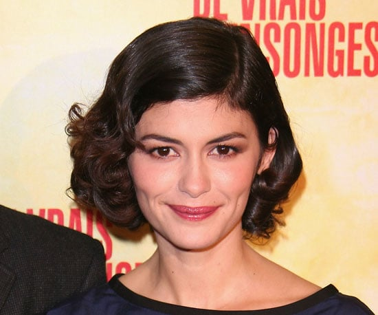 How to Get Audrey Tautou's Retro Bob