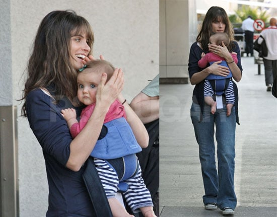 Amanda Peet's Frances Gets Her Moo On
