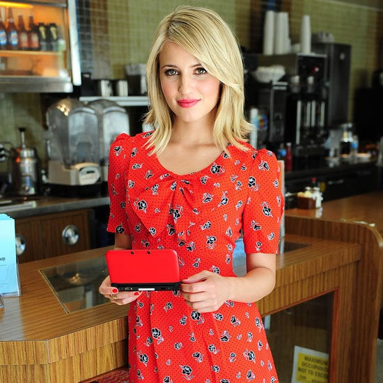 Dianna Talks Nintendo and Internet Obsessions