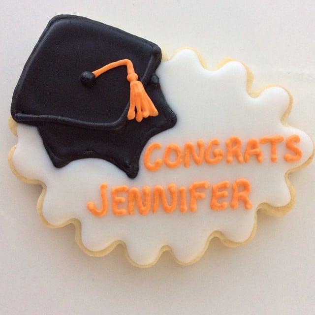 Congratulatory Cookie