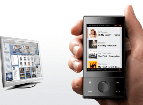 Listen to iTunes Music on Your Phone With Didiom
