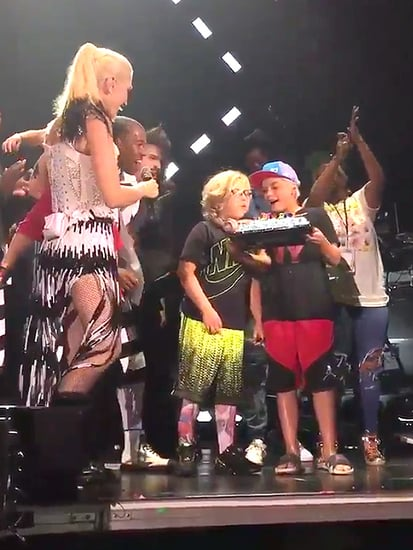 Zuma Is Turning 8! Watch Mom Gwen Stefani (and Her Audience!) Sing 'Happy Birthday' to Him