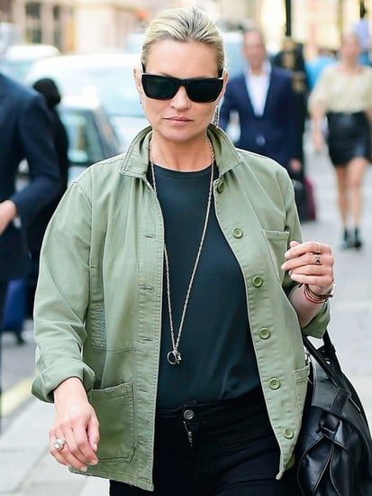 Kate Moss's $70 Topshop Jacket Is Already Sold Out