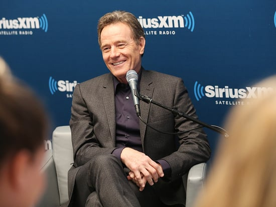 WATCH: Bryan Cranston Reveals That His Hidden Talent Is ... Loading the Dishwasher?!