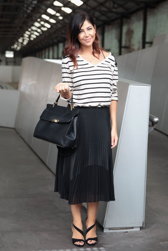 Add a Striped Shirt to Just About Anything