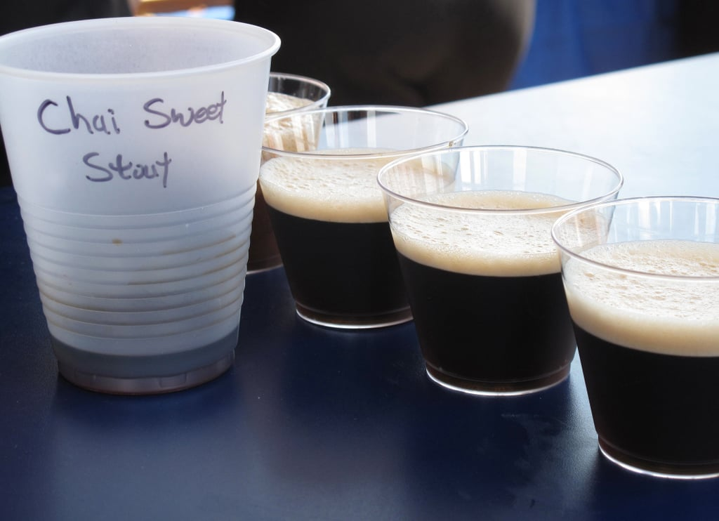 Chai Sweet Stout