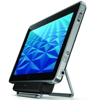 HP Slate Tablet Details