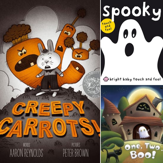 30 Not-So-Spooky Halloween Books For Tots