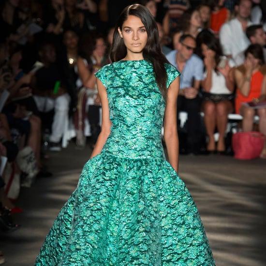Christian Siriano Spring 2015 Show | New York Fashion Week