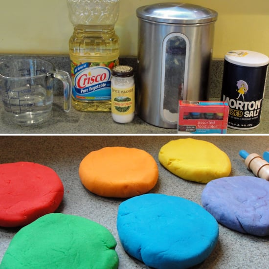 Make Your Own Play Dough