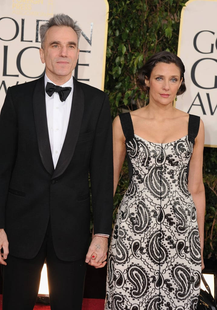 Daniel Day-Lewis and Rebecca Miller