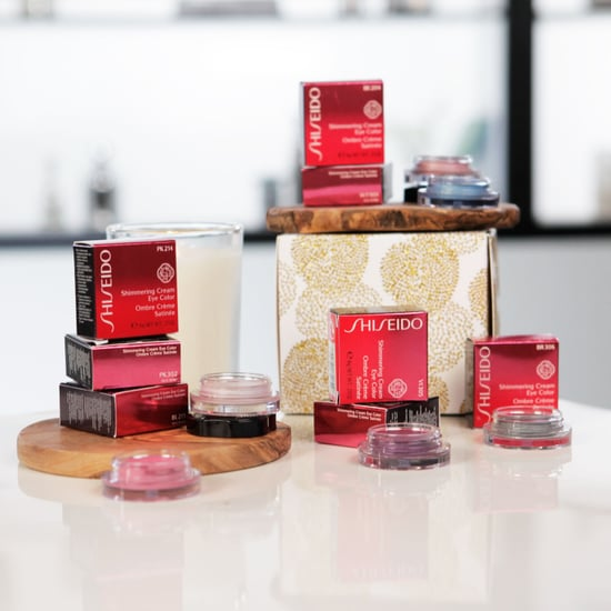 Shiseido Shimmering Cream Eye Color   Review Video