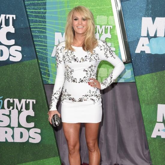Carrie Underwood Posts Video of Baby Isaiah on Instagram